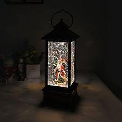 (kcsr003)크리스마스 워터볼 (산타사각)