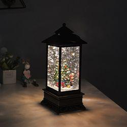 (kcsr012)크리스마스 워터볼 (소년과트리사각)