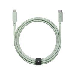 BELT CABLE PRO SAGE (USB-C TO USB-C)BELT-C-GRN-PRO-NP
