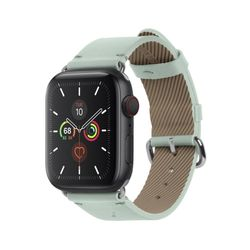 LEATHER STRAP FOR APPLE WATCH SAGE 44mm