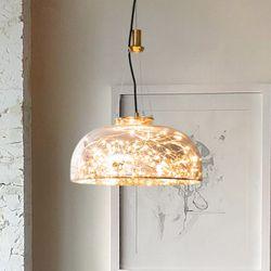 LED 갤리온 타원형 펜던트조명 20W