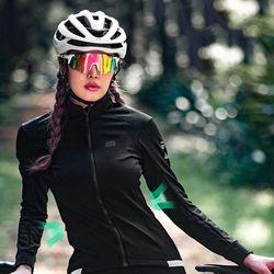MAXIMUM 여성 혹한기 자전거 방풍자켓 MAXWBUP01 블랙