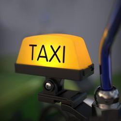 카폴레옹 TAXI 오토바이 바이크 택시 LED 튜닝용품