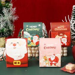 크리스마스 선물 포장박스 답례품 쿠키
