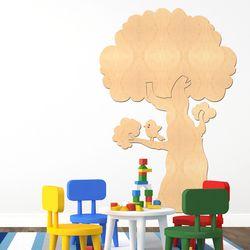 [우드스티커] 나무야 나무야 (반제품) 놀이방인테리어 아이방