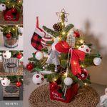 LED 네버랜드플렌츠트리화분 45cmR 크리스마스 TRHMES