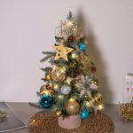 LED 코발트메리트리 45cmP 크리스마스 장식 TRHMES
