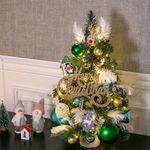 LED 디어무드솔방울트리 60cmP 크리스마스 TRHMES