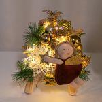 LED 페러엔젤이젤트리 20cmP 크리스마스 장식 TRHMES