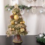 스칸디아모스마운틴골드트리 45cmP 크리스마스 TRHMES