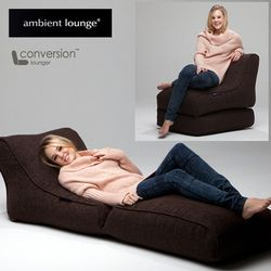 Conversion Lounger - HOT CHOCO