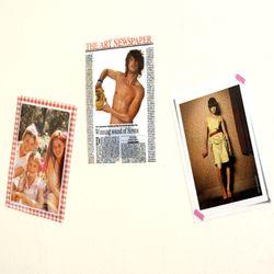 가장 얇은 액자 - Slim Frame (4x6) - Cover girl