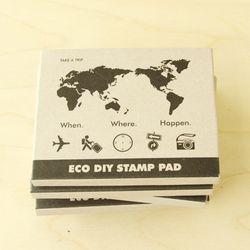 [클리어런스] ECO DIY STAMP PAD-TRAVEL